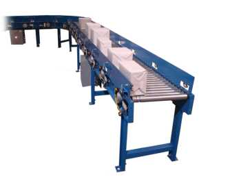 24v Powered Conveyor | Container Systems