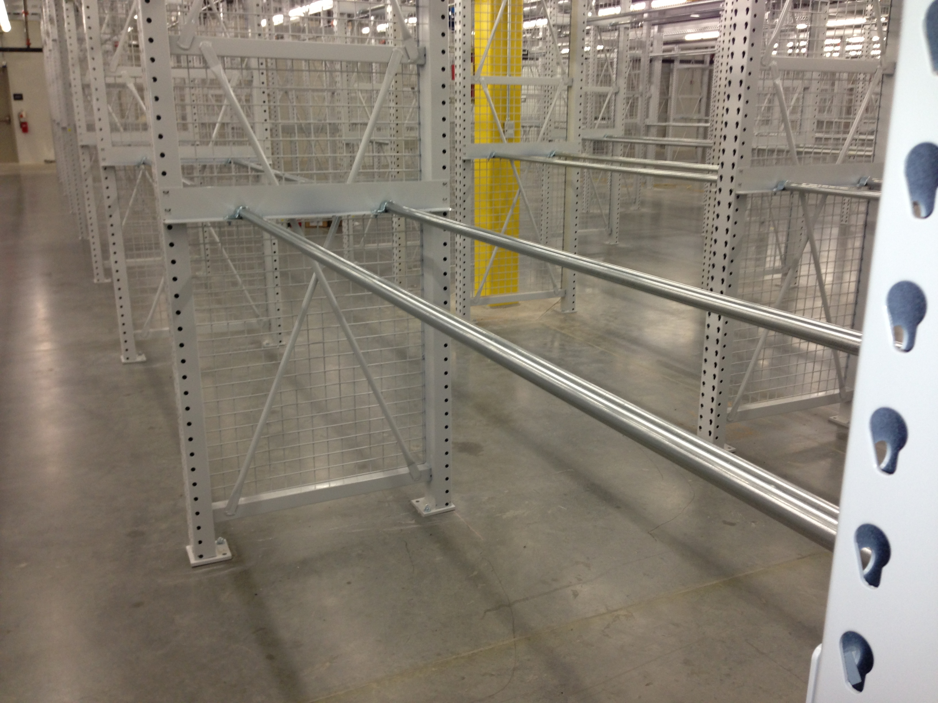 Racking Systems For Warehouses