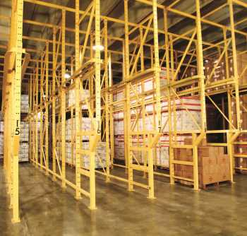 Racking Systems for Warehouses | Container Systems